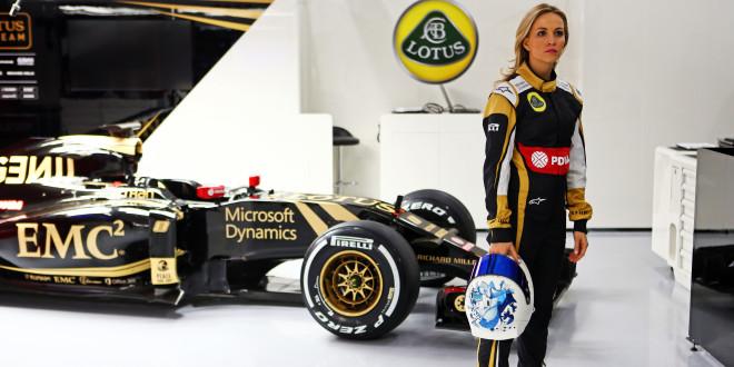 Lotus: la nuova development driver è Carmen Jorda