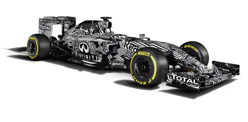 Rilasciate dalla Red Bull le prime immagini della RB11