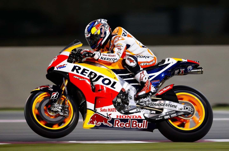 MotoGP | GP Malesia: stratosferico Pedrosa in pole, Rossi 3°