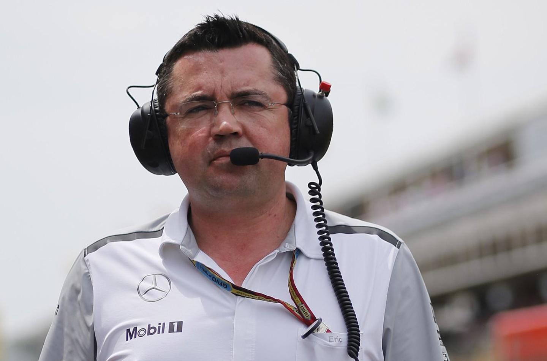 Eric Boullier: un paio di anni per recuperare il divario con la Mercedes