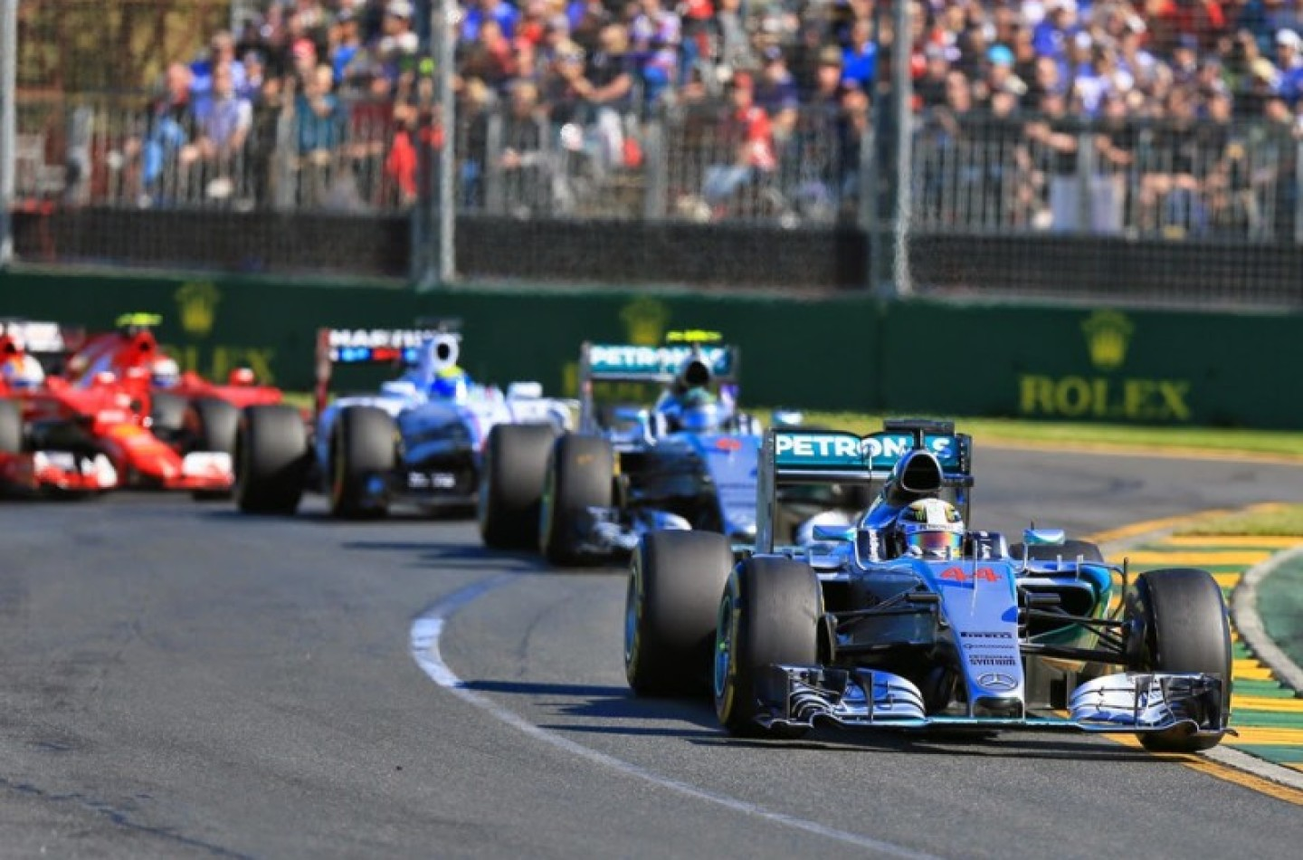 Strategy Group F1: meno aiuti ai piloti, possibile revisione del format del weekend dal 2016