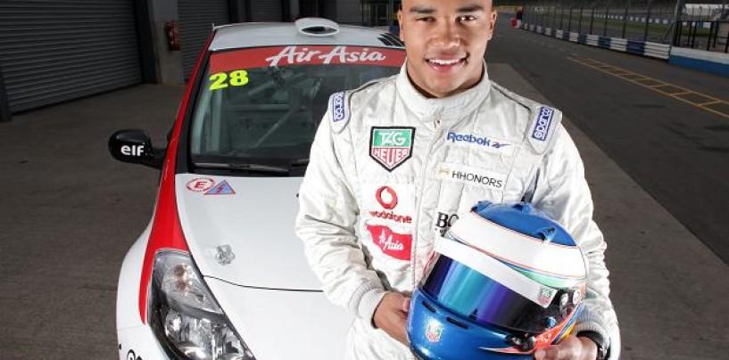 Nicolas Hamilton correrà nel BTCC