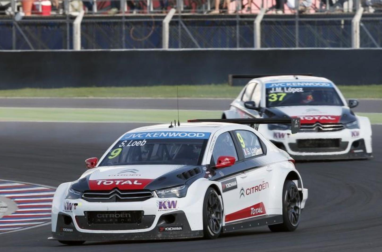 WTCC Río Hondo: Citroën incontrastabili, vincono López e Loeb