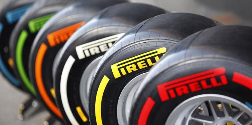 Pirelli: soft e medie per il Gran Premio del Belgio