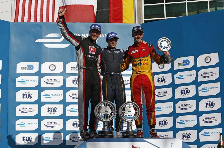Formula E Miami: vittoria e leadership per Prost