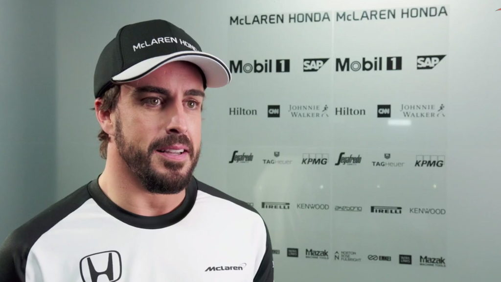 GP della Cina, Fernando Alonso: la priorità è finire la gara