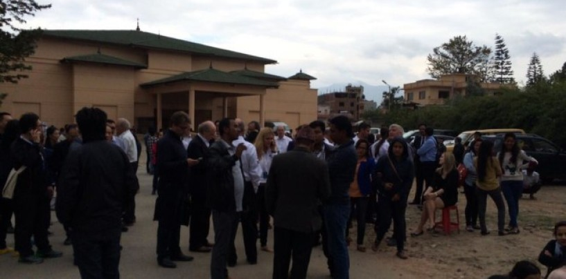 Terremoto in Nepal: salvi il Presidente della FIA e altri 44 delegati
