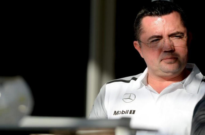 """Eric Boullier: """"Alonso è felice in McLaren"""""""