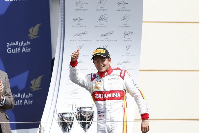 GP2 Sakhir: la sprint race è di Haryanto