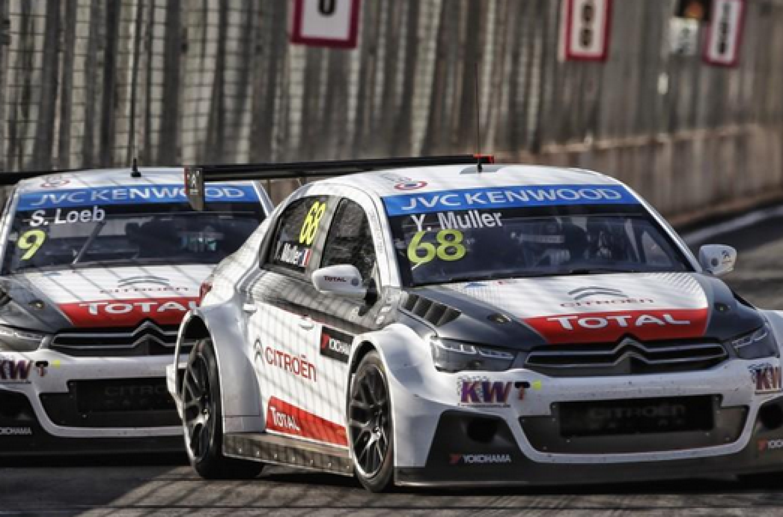 WTCC Marrakech: Citroën inarrestabile, López allunga