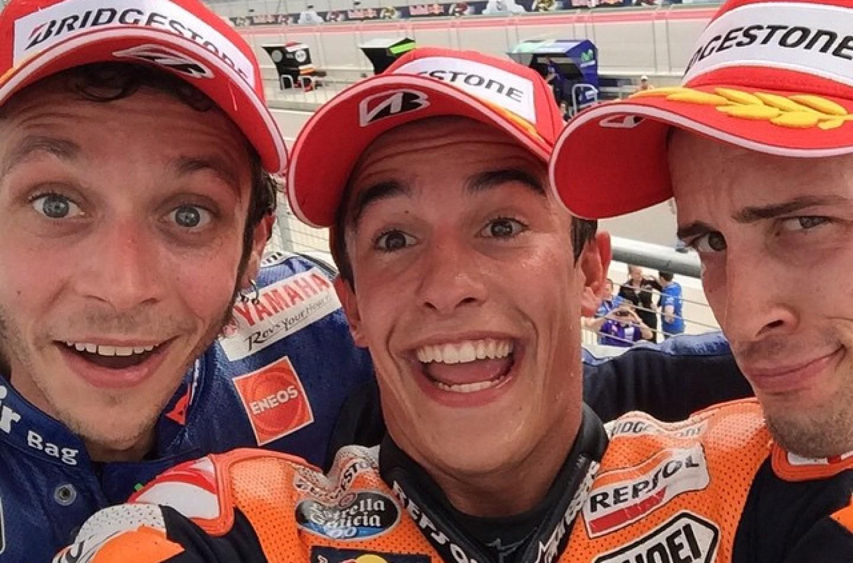 MotoGP: Austin è una MarquezLand