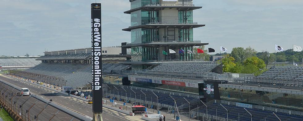 Indy 500 2015, Hinchcliffe fuori da terapia intensiva, Briscoe al suo posto a Indianapolis