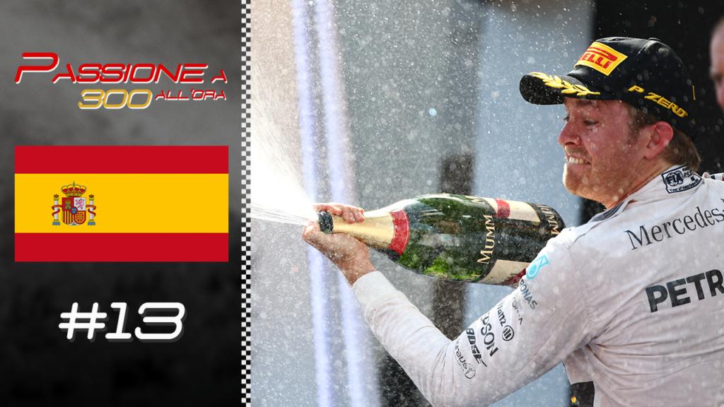 Live stasera alle 21.15 con la Puntata #13 sul GP di Spagna
