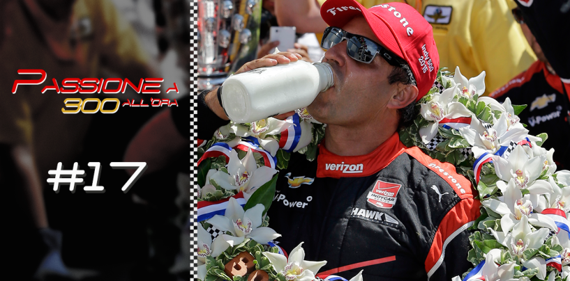 "Live su Youtube alle 21.30: Puntata #17 | Indy500, ""One...Two"" Pablo Montoya!"