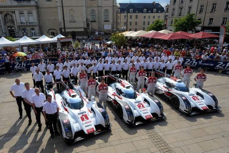 Audi dice di nuovo no alla F1