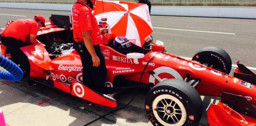 Indycar 2015, Dixon il più veloce nelle libere sullo stradale di Indy