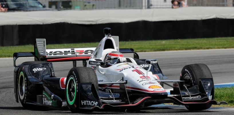 Indycar 2015, finalmente Power