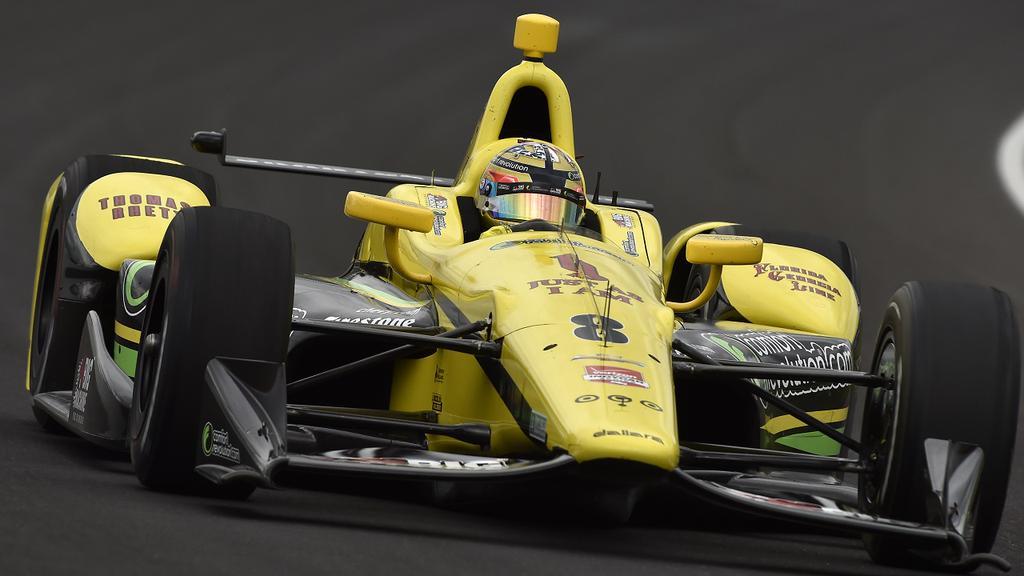 Indy 500 2015, Ganassi domina il primo giorno di test