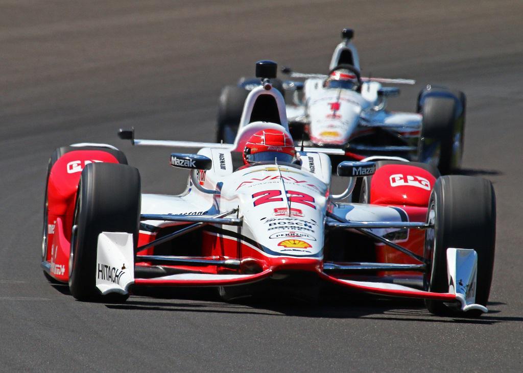 Indy 500 2015, Pagenaud il più veloce, incidente per Newgarden