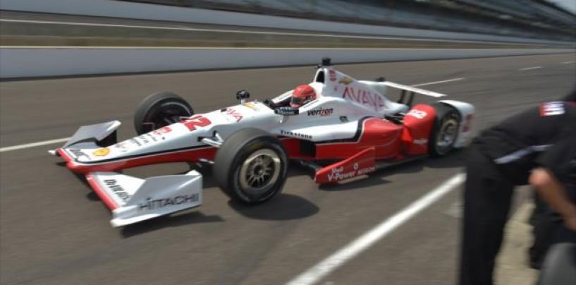Indy 500 2015, Pagenaud il più veloce anche nel Fast Friday