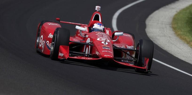 Indy 500 2015, la pole va a Dixon