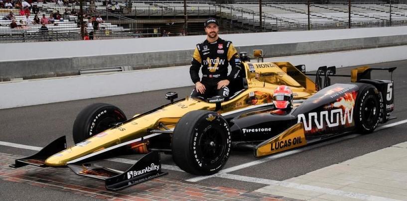 Indy 500 2015, stabili le condizioni di Hinchcliffe