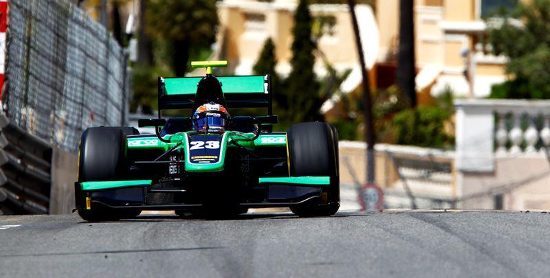 GP2 Montecarlo: Stanaway beffa Marciello, gara-2 è sua