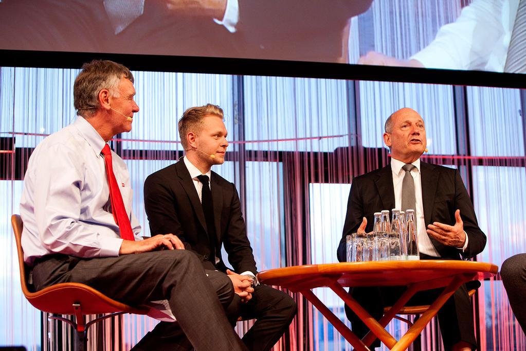 Ron Dennis chiede alla Danimarca di sostenere Magnussen