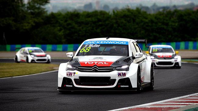 WTCC Hungaroring: pole a sorpresa per Muller