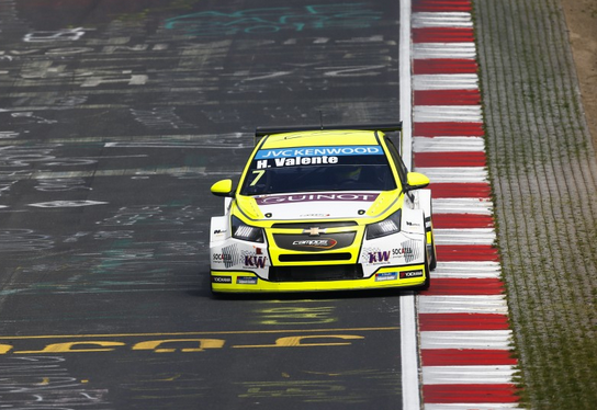WTCC Nürburgring: super López in qualifica, Valente in prima fila