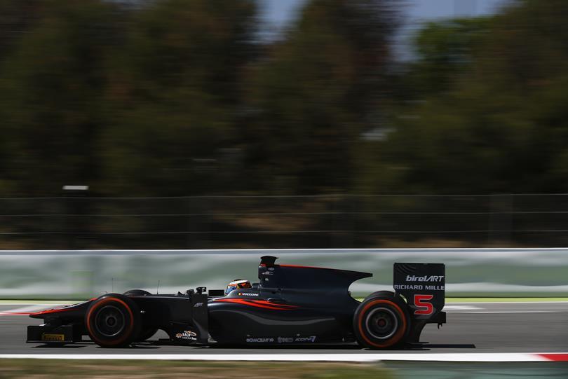 GP2 Barcellona: nuova pole per Vandoorne