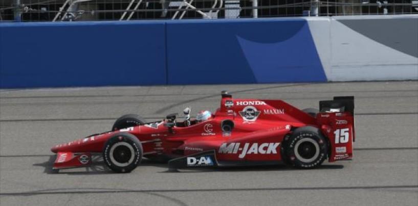 Indycar, a Fontana torna al successo Rahal