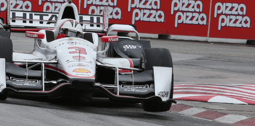 Indycar, Castroneves al top nelle libere 3