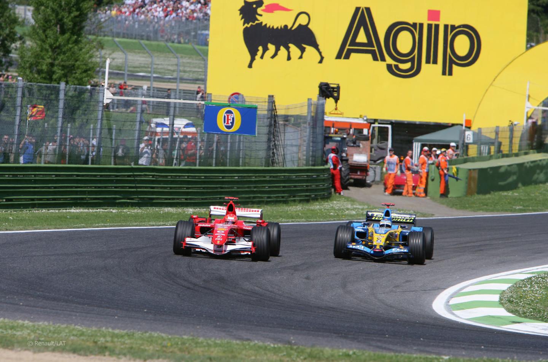 Il circuito di Imola vuole riavere un Gran Premio di F1