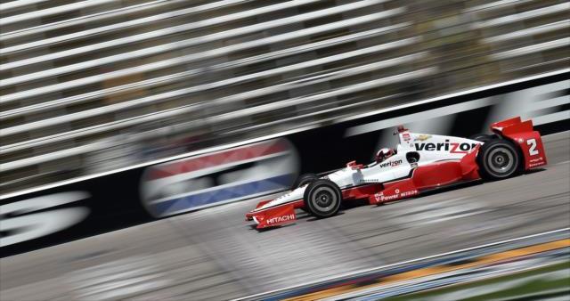 Indycar 2015, Montoya e Rahal al top nelle libere con lo stesso tempo