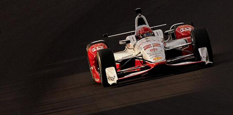 Indycar 2015, Pagenaud al top nelle libere in Texas