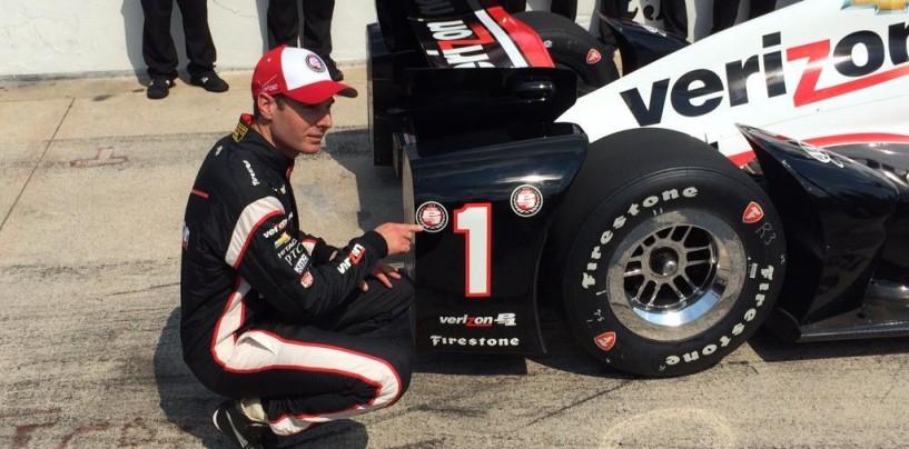 Indycar 2015, altro dominio Penske, pole per Power