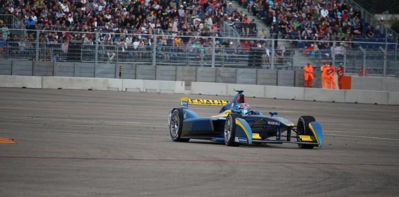 Formula E, Mosca, doppietta DAMS-Renault nelle prime libere