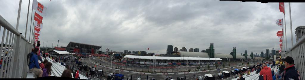 Indycar, la pioggia cancella le libere 2
