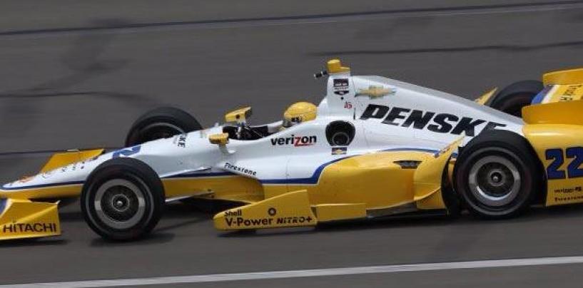 Indycar, pole per Pagenaud a Fontana