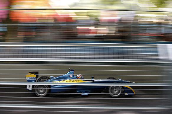 Formula E Londra: Buemi vince e si rilancia per il titolo