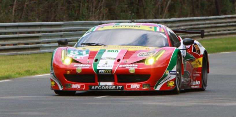 24 Ore di Le Mans: problemi per l'Audi, Porsche verso la vittoria