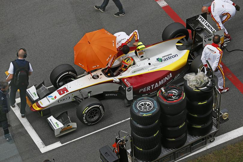 GP2 Red Bull-Ring: Haryanto resiste a Vandoorne e vince gara-2