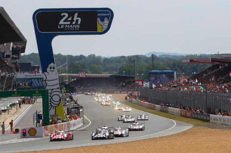 """WEC   Neveu: """"il calendario 2016 di F1 un attacco verso Le Mans"""""""