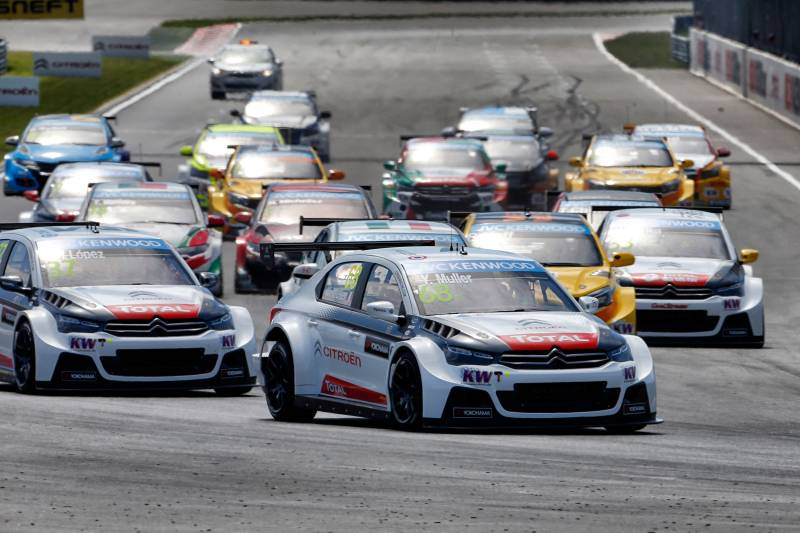 WTCC Slovakia Ring: Citroën torna a dominare, Muller in pole