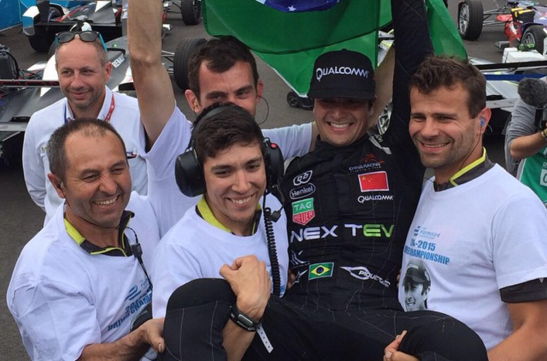 Formula E: stagione 2015-2016 al via