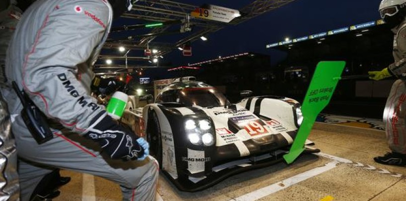 24 Ore di Le Mans: la Porsche #19 tenta la fuga
