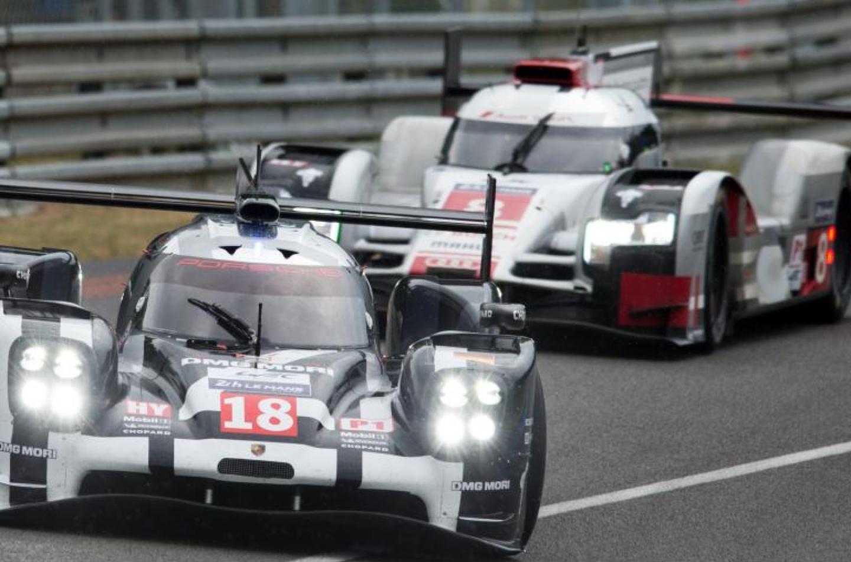 24 Ore di Le Mans: brutto incidente per Magnussen, classifica quasi invariata