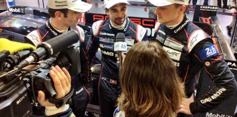 24 Ore di Le Mans: pole alla Porsche #18, Ferrari seconda tra le GT