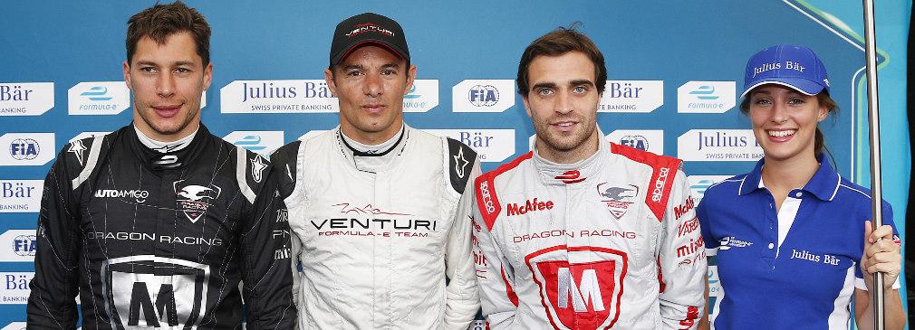 Formula E Londra: a Sarrazin l'ultima pole stagionale